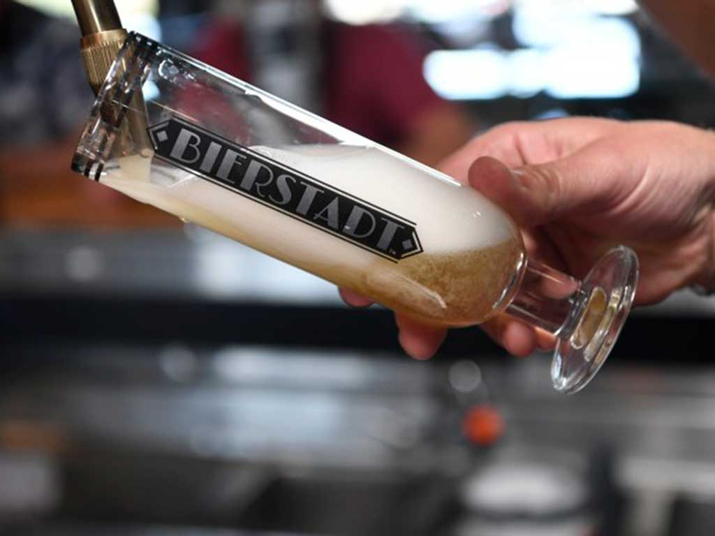 Best Colorado beer: Bierstadt Lagerhaus Slow Pour Pils